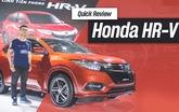 Đánh giá nhanh Honda HR-V: Có gì để cạnh tranh Hyundai Kona và Ford EcoSport?