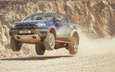 Xem sức mạnh của Ford Ranger Raptor mới về Việt Nam