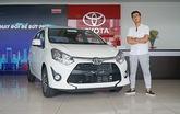 Đánh giá nhanh Toyota Wigo bản cao cấp giá 405 triệu đồng