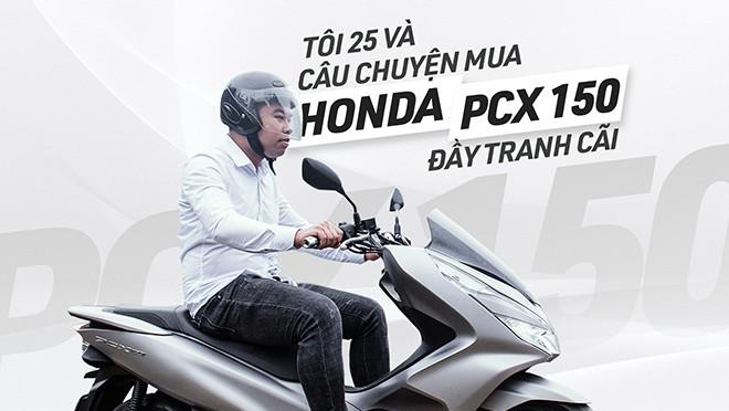 HONDA PCX 150 - 2018