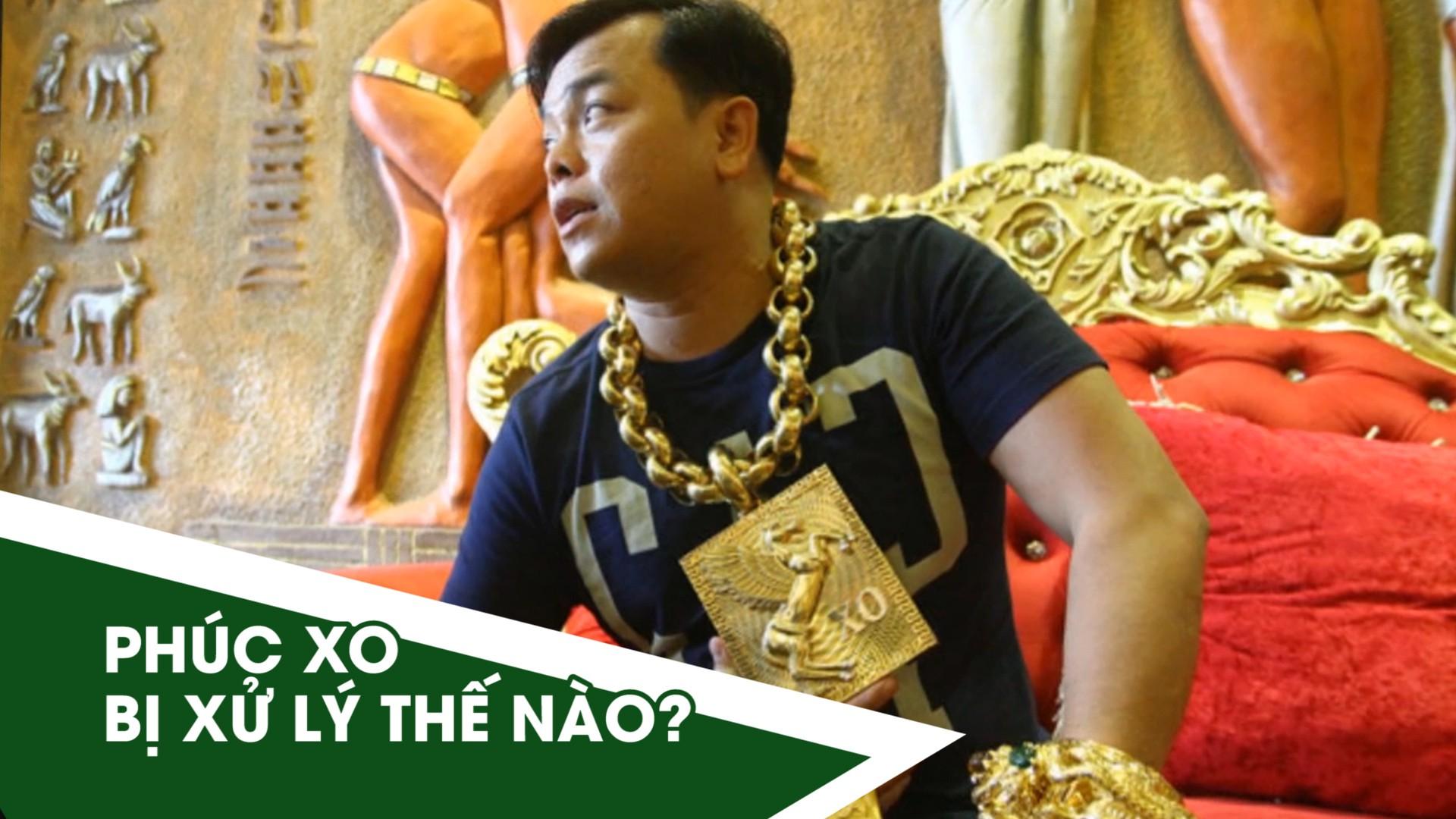Công an làm việc với Phúc XO, đại gia đeo vàng nhiều nhất Việt Nam   Thời sự   Thanh Niên
