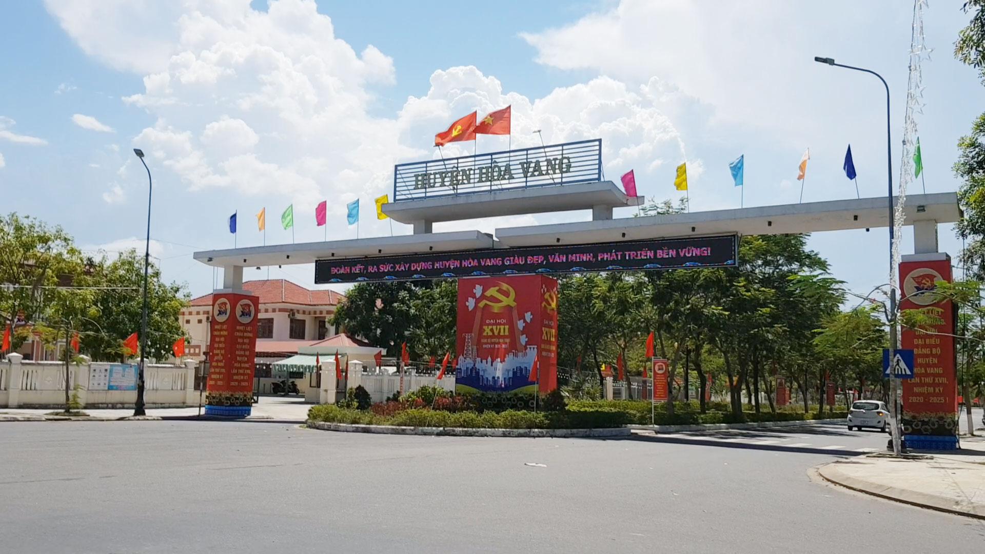 """Thực hư hoang tin """"huyện Hòa Vang bị phong tỏa, cấm đường vì Covid-19"""""""