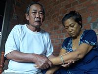 Chồng bệnh tim chăm vợ u gan ác tính trong cảnh túng thiếu