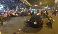 Nữ tài xế lái xe BMW gây tai nạn nghiêm trọng ở Sài Gòn