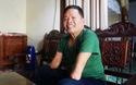 Thương binh Nguyễn Văn Linh tự làm mọi việc từ đôi tay bị cắt cụt gần đến khuỷu