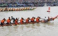 Đua ghe ngo - Hoạt động không thể thiếu trong Lễ hội Ok Om Bok