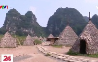 """Dừng đón khách tham quan phim trường """"Kong: Skull Island"""" tại Tràng An"""