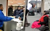 Người vô gia cư ở châu Âu thích sống trên vỉa hè