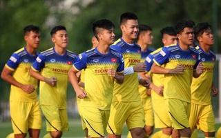 Bóng đá Việt Nam: Đội hình mạnh nhất Việt Nam đấu vs UAE, BTC SEA Games bất ngờ đổi lịch thi đấu