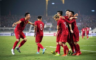 Bóng đá Việt Nam: ĐT Việt Nam vươn lên nhất bảng G, CLB Heereveen chúc mừng Văn Hậu và tuyển Việt Nam