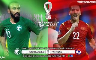 Ả rập Saudi vs Việt Nam: Thuốc thử hạng nặng cho thầy trò Park Hang Seo