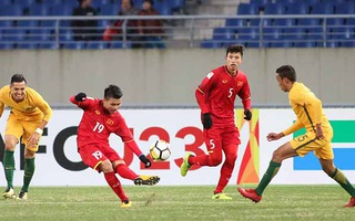 Việt Nam vs Úc: Điểm tựa Mỹ Đình