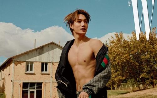Kai (EXO) là nghệ sĩ Kpop duy nhất lọt top sao nam mặc đẹp năm 2020