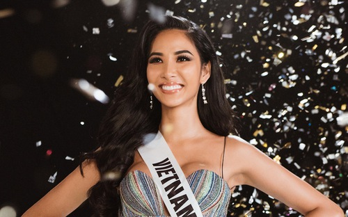 Dừng chân ở Top 20, Hoàng Thùy để lại dấu ấn gì tại Miss Universe 2019?