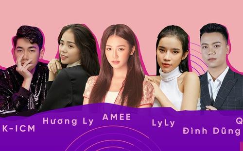 Nhìn lại chặng đường 2019 'rực rỡ' và đầy sức trẻ của làng nhạc Việt