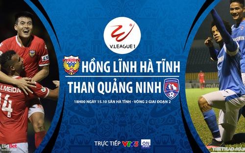 Bóng đá Việt Nam: Soi kèo nhà cái Hà Tĩnh vs Quảng Ninh vòng 2 giai đoạn 2 V-League