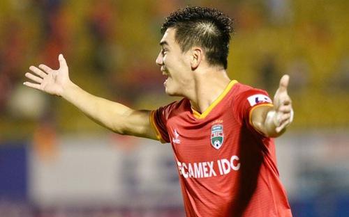 Video highlight và bàn thắng B.Bình Dương 3 -1 CLB Sài Gòn