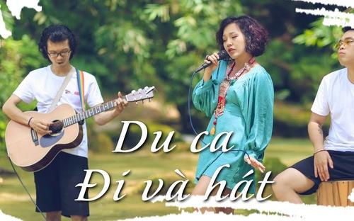 """Ca sĩ Thái Thùy Linh chính thức giới thiệu dự án """"Du ca - đi và hát"""""""