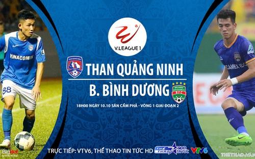 Bóng đá Việt Nam: Soi kèo nhà cái Quảng Ninh vs Bình Dương vòng 1 giai đoạn 2 V-League