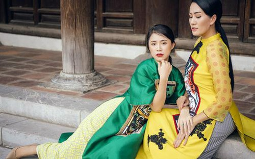 Make in Vietnam: Những bộ sưu tập áo dài quảng bá văn hóa dân tộc