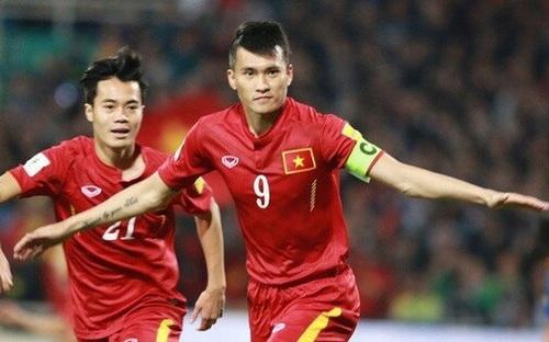 Công Vinh được AFC bình chọn là huyền thoại bóng đá Đông Nam Á