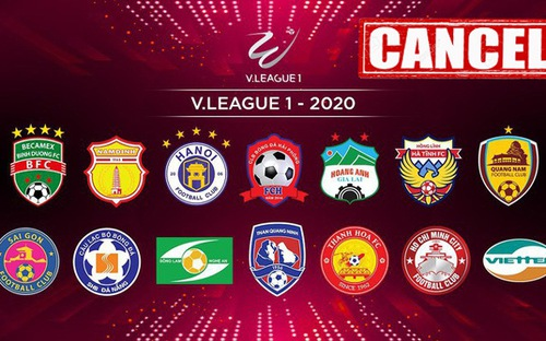 V-League tiếp tục hoãn vô thời hạn