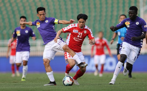 V-League trở lại, TPHCM có lật đổ được Hà Nội