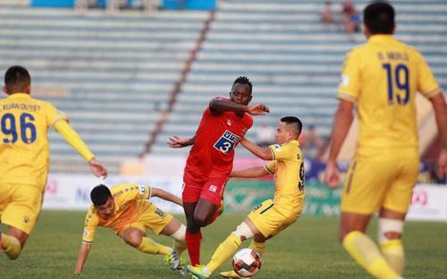 Bàn thắng và highlights  Hải Phòng  2 - 0 Nam Định