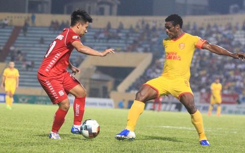 Soi kèo bóng đá Nam Định vs Hải Phòng. Trực tiếp vòng 6 V.League 2020