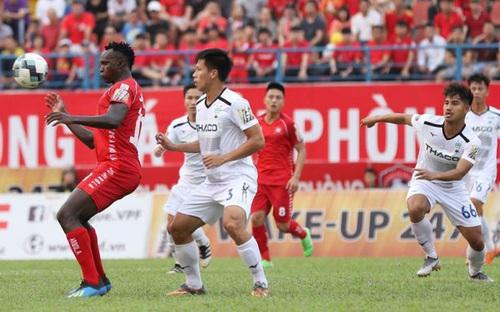 Soi kèo bóng đá Hải Phòng vs HAGL. Trực tiếp bóng đá vòng 7 V-League 2020