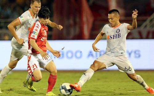 Soi kèo bóng đá TPHCM vs Đà Nẵng. Trực tiếp bóng đá vòng 7 V-League 2020