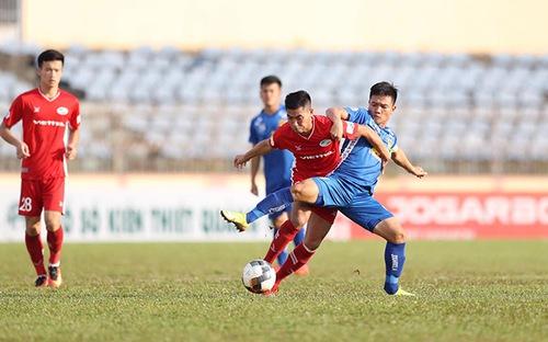 Bàn thắng và Highlights Quảng Nam 0-3 Viettel: Chiến thắng thuyết phục trên sân Tam Kỳ