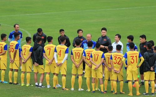 Lộ diện 5 ngôi sao trẻ được thầy Park gọi lên U22 Việt Nam