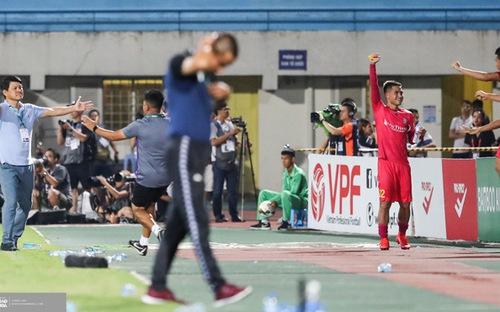 5 điểm nhấn vòng 7 V-League