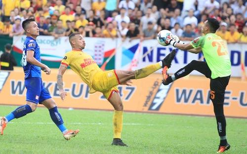 Soi kèo bóng đá Nam Định vs Quảng Nam. VTV6 trực tiếp bóng đá Việt Nam