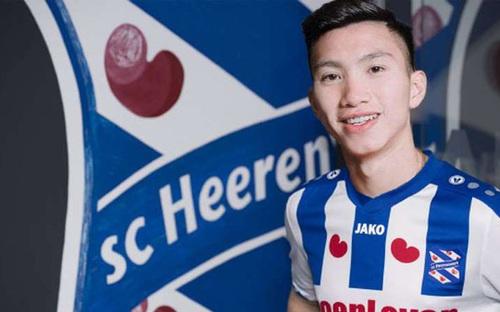 Fanpage Heerenveen tụt follow vì Văn Hậu rời CLB
