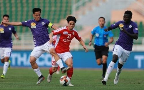 Soi kèo bóng đá TPHCM vs Hà Nội vòng 11 V-League