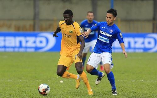 Soi kèo bóng đá Than Quảng Ninh vs SLNA vòng 11 V-Leaegue