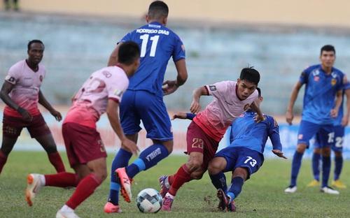 Soi kèo bóng đá Quảng Nam vs Sài Gòn vòng 11 V-League