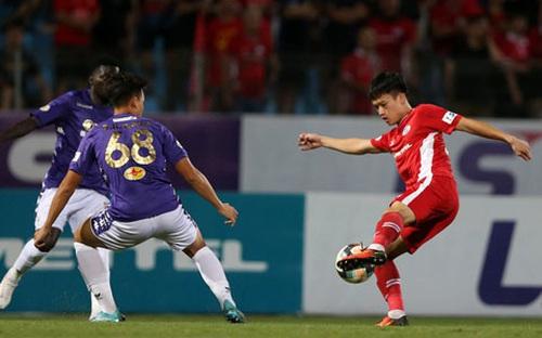 Bàn thắng và Highlights Viettel 1- 1 Hà Nội FC: Bất phân thắng bại