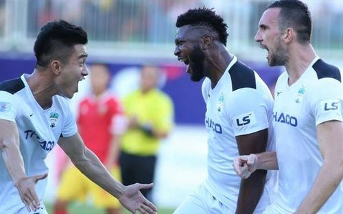 Bàn thắng và Highlights Hoàng Anh Gia Lai 1-0 Hồng Lĩnh Hà Tĩnh: Tìm lại niềm vui chiến thắng