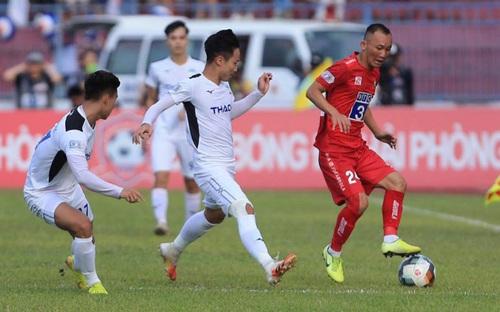 Soi kèo bóng đá HAGL vs Hà Tĩnh. Trực tiếp bóng đá Việt Nam.