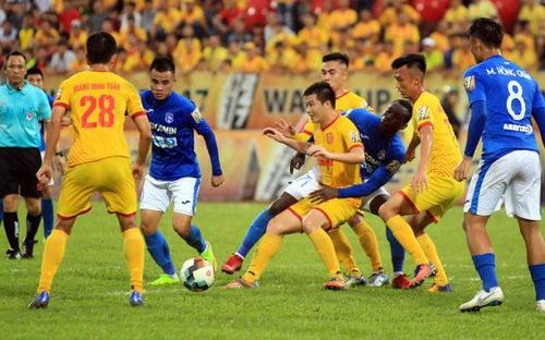 Soi kèo bóng đá Than Quảng Ninh vs Nam Định. Trực tiếp bóng đá V-League 2020