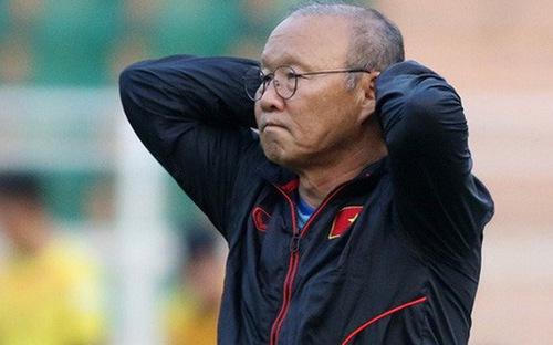 """Ông Park lo """"thất nghiệp""""!"""