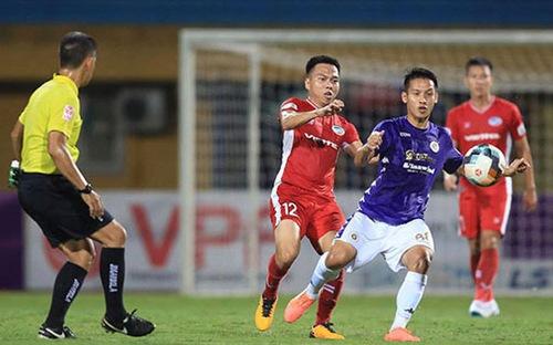 Hai trọng tài giải hạng nhất được lên bắt V-League 2020