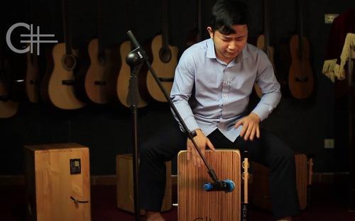Make in Vietnam: Người trẻ Việt cải tiếng trống Cajon