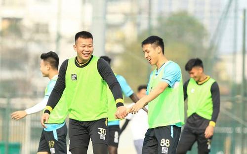 Hà Nội quyết tâm lấy lại vị thế khi V-League trở lại