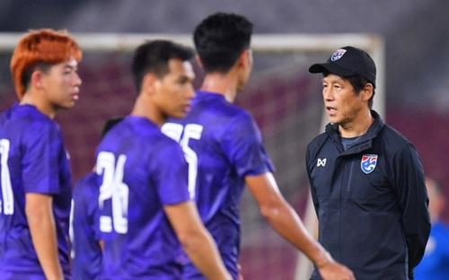 Thái Lan, Indonesia và Malaysia gặp khó khi chuẩn bị vòng loại World Cup 2022