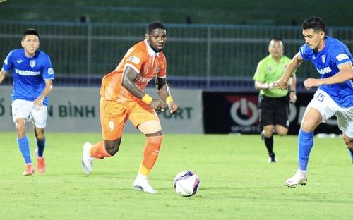 Highlight Bình Định 1-1 Than Quảng Ninh: Chia điểm đáng tiếc