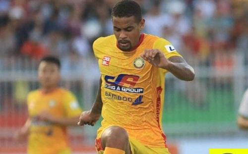 Bàn thắng và highlight Đông Á Thanh Hóa 1-0 Sông Lam Nghệ An: Ngoại binh tỏa sáng